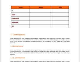 balles tarafından Proposal Template, Qualifications Template için no 1