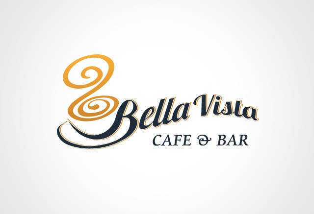 Bài tham dự cuộc thi #377 cho Logo Design for Bella Vista -- Italian Café