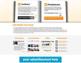 #56 for Website Design for BetterWriting.com by firethreedesigns