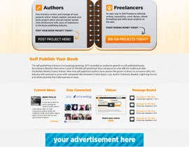 #55 для Website Design for BetterWriting.com от firethreedesigns