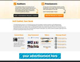 #51 для Website Design for BetterWriting.com от firethreedesigns