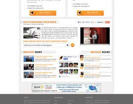 #67 для Website Design for BetterWriting.com от datagrabbers