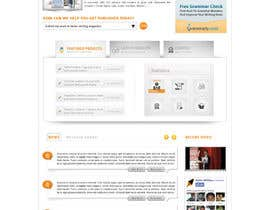 #18 для Website Design for BetterWriting.com от datagrabbers