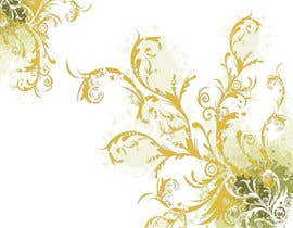 #18 for Graphic Design for background image (Fashion - Floral Design) by azkaik