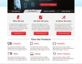 #9 for Website Design for Computer Rehab af brnbhttchry