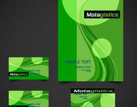 #58 for Design Business Cards and matching letterhead for Motagistics by farukhossain1993