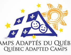 #12 cho Logo Design for Quebec Adapted Camps / Camps Adaptés Québec bởi raffyph1