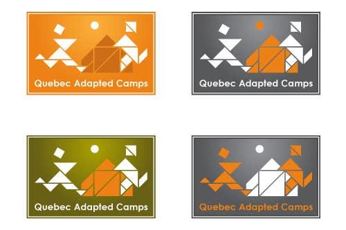 Inscrição nº                                         24                                      do Concurso para                                         Logo Design for Quebec Adapted Camps / Camps Adaptés Québec
