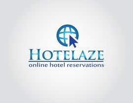 #52 for Logo design for HOTELAZE af ivicadonev