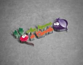 """nº 28 pour Améliorer notre logo """"Aux légumes de Courville"""" par bijjy"""