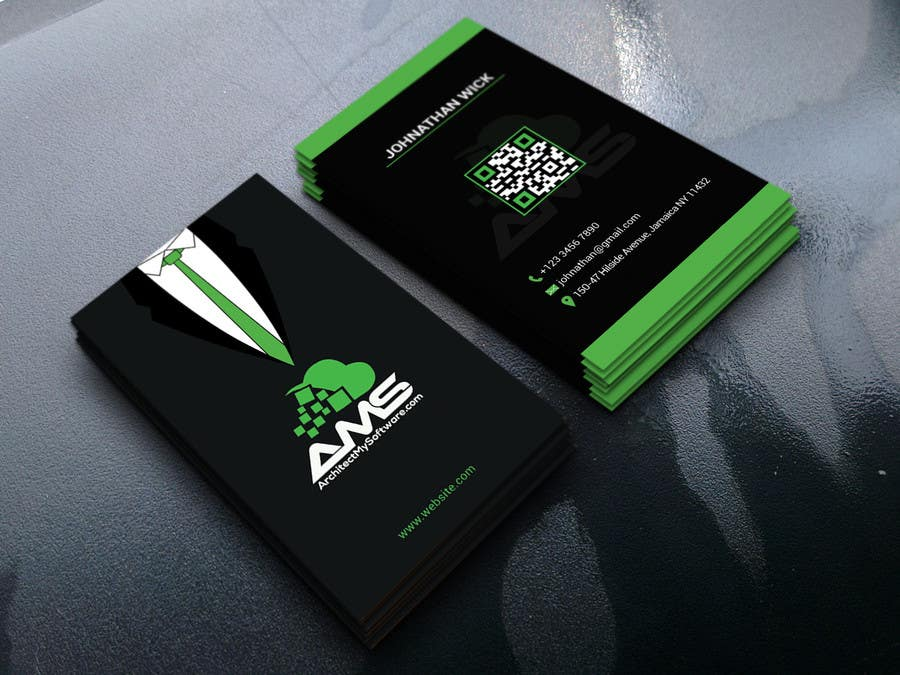 Entry 232 By Santaislam For Business Card Design Freelancer