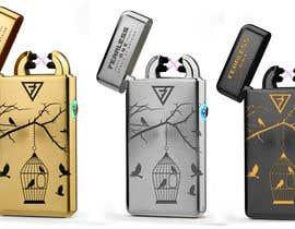 #162 for EPIC branded lighter design by Lorencooo