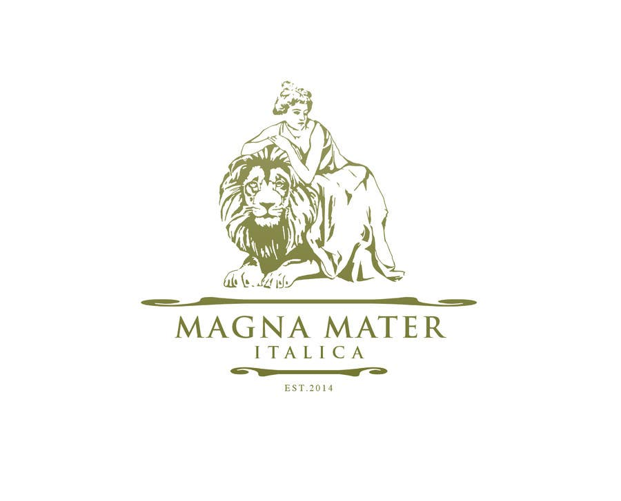 Bài tham dự cuộc thi #                                        84                                      cho                                         Disegnare un Logo for MAGNA MATER Italica
