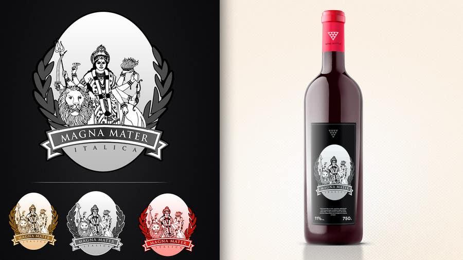 Bài tham dự cuộc thi #                                        8                                      cho                                         Disegnare un Logo for MAGNA MATER Italica