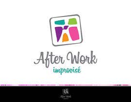 #16 para Logo Design for After Work improvisé por solidussnake