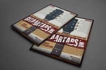 Flyer Design for Gitaartabs.nl an online guitar community with pro vido lesson and songs için Graphic Design7 No.lu Yarışma Girdisi