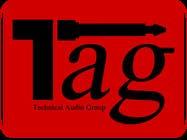 Logo Design for Technical Audio Group    TAG için Graphic Design34 No.lu Yarışma Girdisi