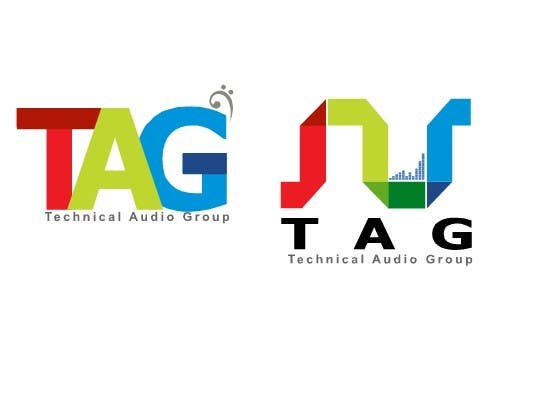 #149 for Logo Design for Technical Audio Group    TAG by kemmouni