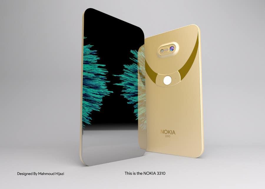Konkurrenceindlæg #                                        8                                      for                                         Design the Modern Version of the Nokia 3310