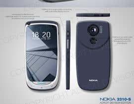 #122 for Design the Modern Version of the Nokia 3310 af adroitdevisor