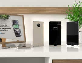 #91 for Design the Modern Version of the Nokia 3310 af cvlad