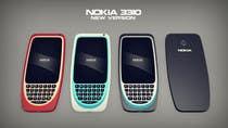 3D Design Konkurrenceindlæg #21 for Design the Modern Version of the Nokia 3310