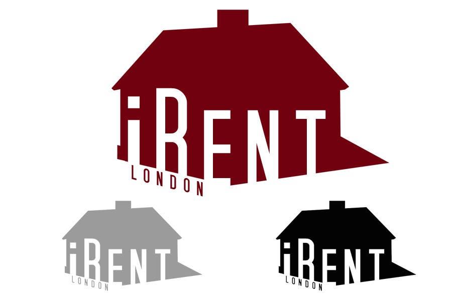 Proposition n°                                        584                                      du concours                                         Logo Design for IRent London