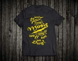nº 19 pour Design a T-Shirt par nobelahamed19
