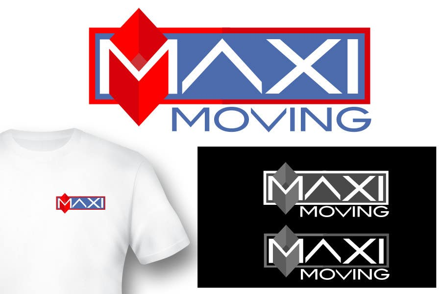 #278 for Logo Design for Maxi Moving by spc1