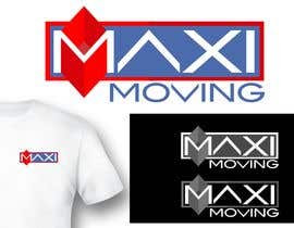 nº 278 pour Logo Design for Maxi Moving par spc1