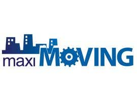 #355 Logo Design for Maxi Moving részére flowebdesign által