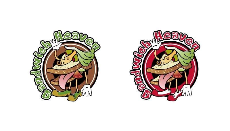 Konkurrenceindlæg #                                        56                                      for                                         Logo Design for SandwichHeaven