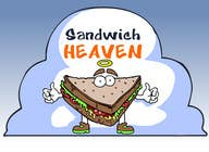 Graphic Design Contest Entry #21 for Logo Design for SandwichHeaven
