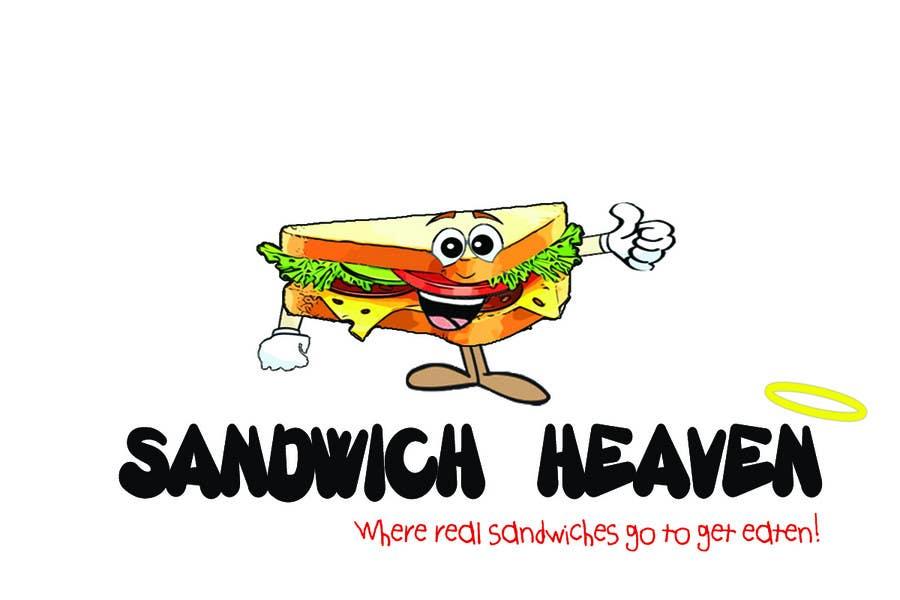 Konkurrenceindlæg #                                        34                                      for                                         Logo Design for SandwichHeaven