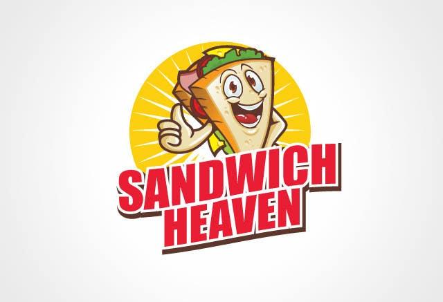 Penyertaan Peraduan #98 untuk Logo Design for SandwichHeaven