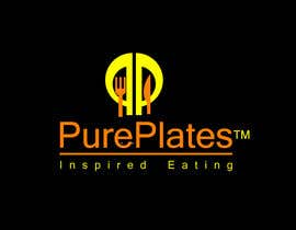 "#418 para Logo Design for ""Pure Plates ... Inspired Eating"" (with trade mark bug) por won7"
