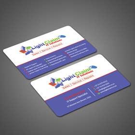 Image of                             Design some Business Cards Light...