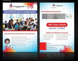 12 for tuition centre flyer design by purppledesigns
