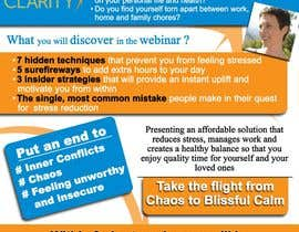 #110 cho Flyer Design for Manage With Clarity bởi McFOX