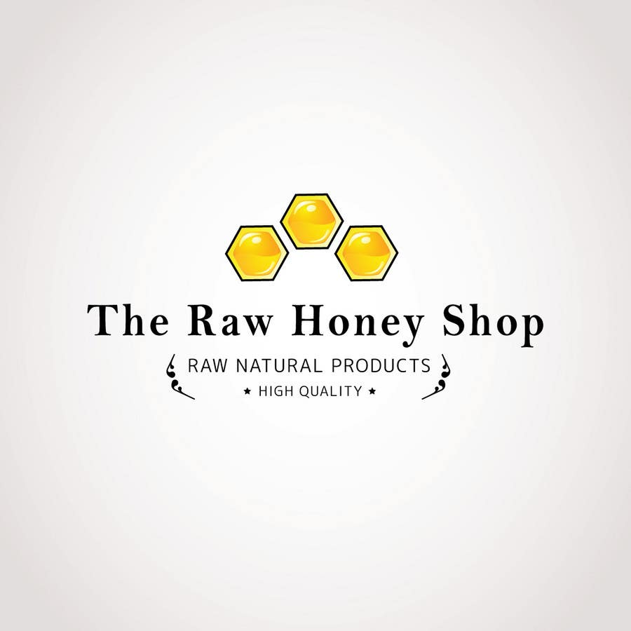 #187 for Logo Design for The Raw Honey Shop by Ollive