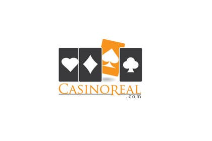 #94 para Logo Design for Casinoreal.com por iffikhan