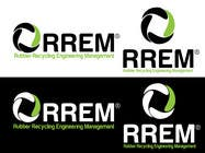 Graphic Design Contest Entry #205 for Logo Design for RREM  (Rubber Recycling Engineering Management)