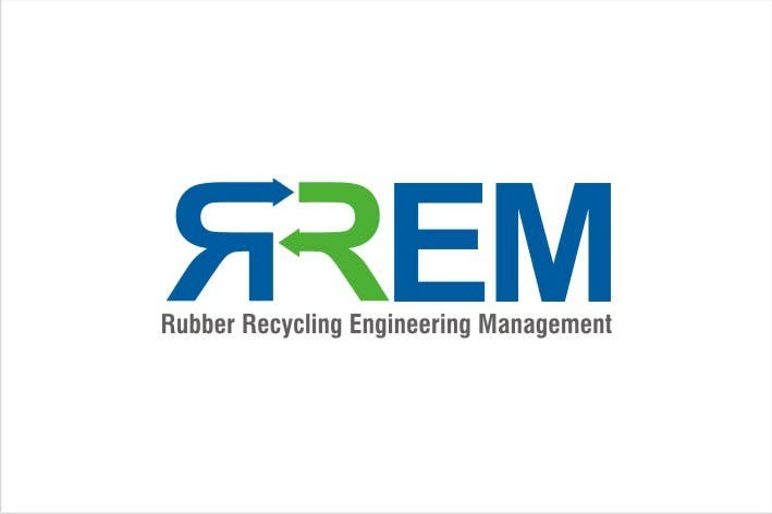 Contest Entry #20 for Logo Design for RREM  (Rubber Recycling Engineering Management)