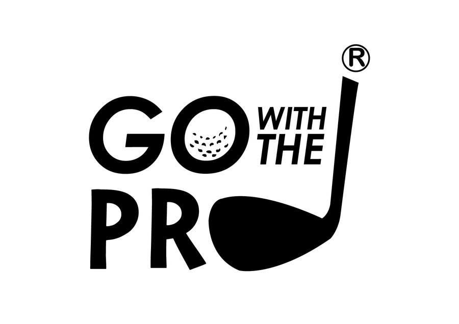Penyertaan Peraduan #9 untuk Logo Design for Go With The Pro