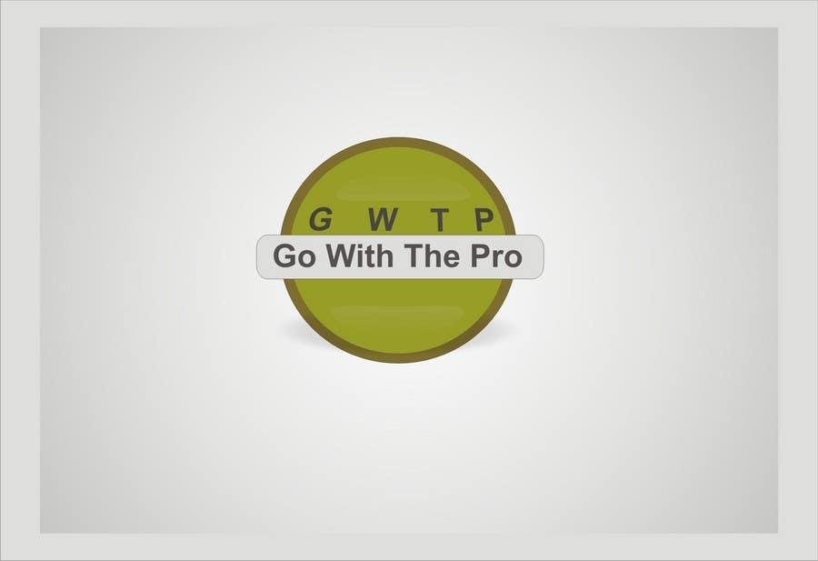 Kilpailutyö #96 kilpailussa Logo Design for Go With The Pro