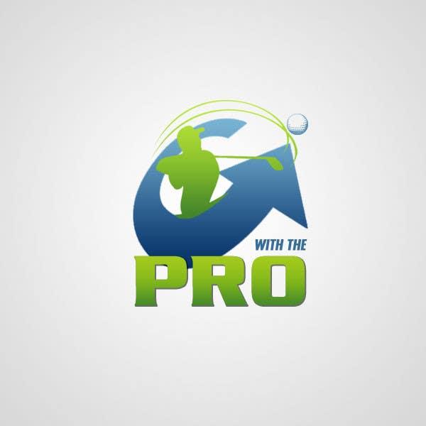Kilpailutyö #190 kilpailussa Logo Design for Go With The Pro