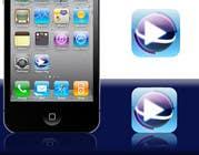 Graphic Design Kilpailutyö #27 kilpailuun iPhone/iPad app icon design for music player