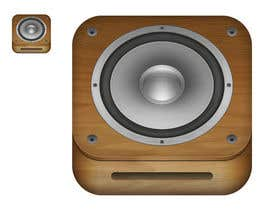 santiagodurieux tarafından iPhone/iPad app icon design for music player için no 58