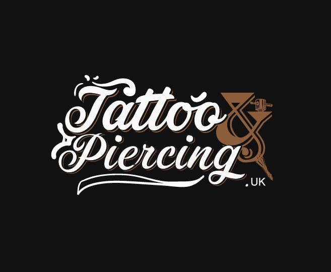 Entry 20 By Jctuman For Logo Design Tattoo Piercing Uk