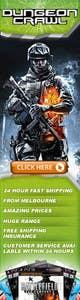 """Pictograma corespunzătoare intrării #17 pentru concursul """"Banner Ad Design for Dungeon Crawl Online Pty Ltd (www.dungeoncrawl.com.au)"""""""
